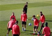 فوتبال جهان| رئال مادرید با مودریچ و بیل مهیای نبرد با حریف روس