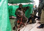 رژیم صهیونیستی مدعی کشف تونل جدید حزب الله شد+عکس