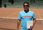 سعید احمدوند: حضور جوانان در تیم ملی تنیس در اولویت است