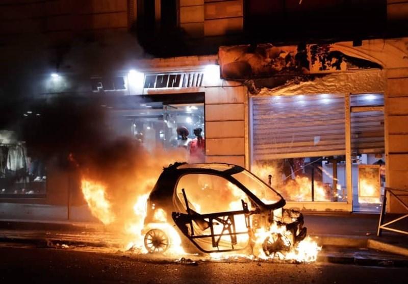 آمادگی فرانسه برای از سرگیری اعتراضات سراسری در پنجمین هفته متوالی