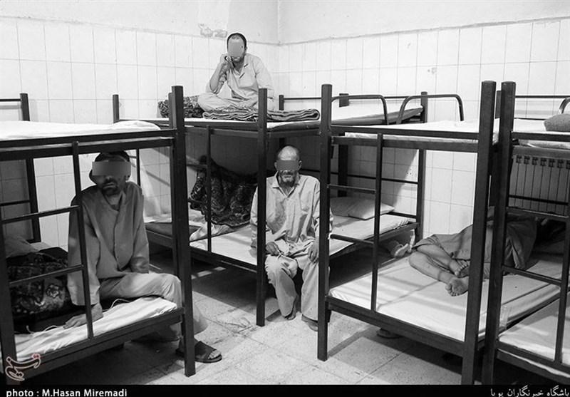 روزگار سیاه اردوگاه چشمه سفید؛ قامت تنها اردوگاه متکدیان کرمانشاه زیر بار مشکلات خم شده است