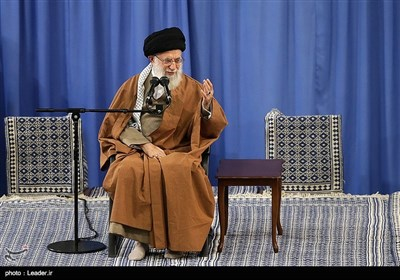 Ayatollah Khamenei: Iran to Foil All Hostile Plots