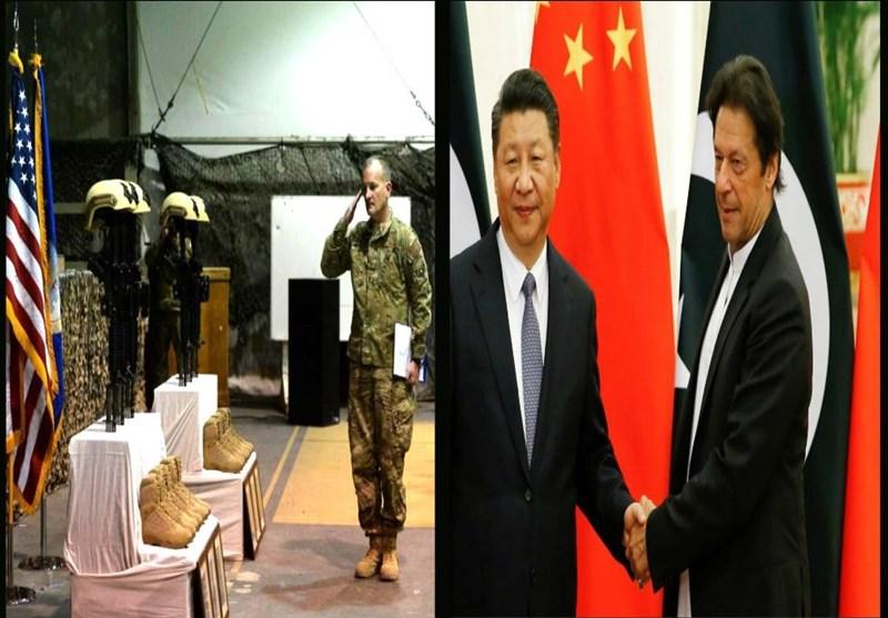 تلاش چین و پاکستان برای به چالش کشیدن آمریکا در افغانستان
