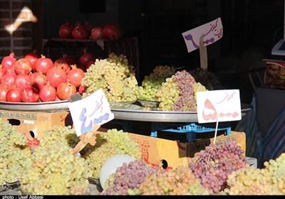 گزارش تسنیم از بازار ملتهب میوه در قزوین / حذف میوهفروشان سیار برای یکهتازی گرانفروشان