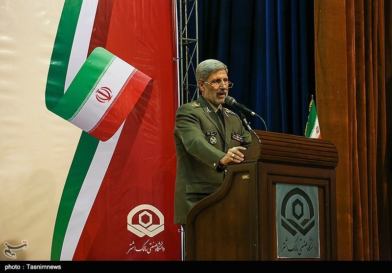 US, Israeli Threats against Iran Not to Go Unanswered: Defense Minister