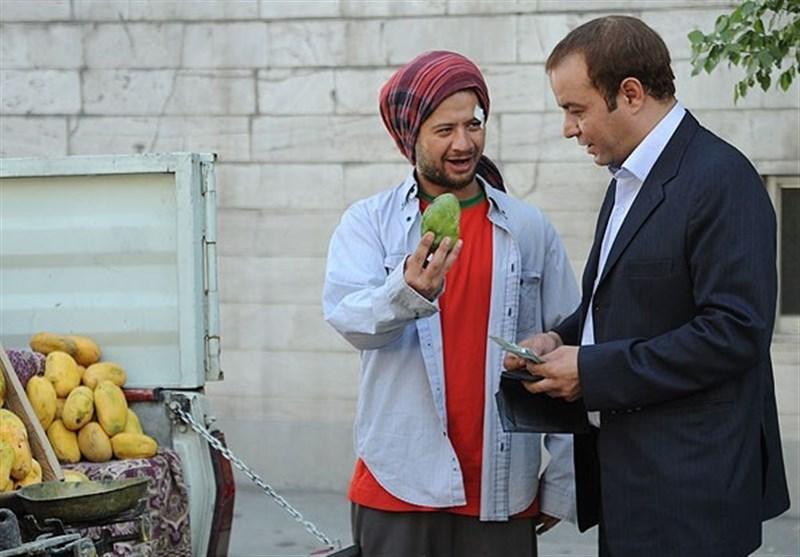 سعید آقاخانی نوروز با علی صادقی به تلویزیون برمیگردد+ عکس