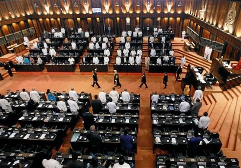 Sri Lanka Parliament Passes Confidence Vote Backing Ousted PM