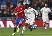 لیگ قهرمانان اروپا رئال مادرید با ترکیب جوانش در خانه مغلوب زسکا مسکو شد/ ویکتوریا پلژن، رم ۱۰ نفره را برد و به لیگ اروپا رسید