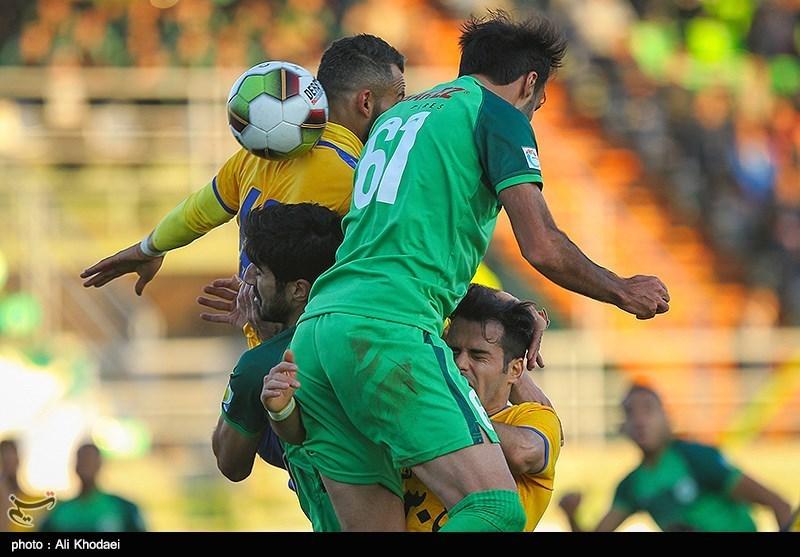 اصفهان  پیروزی سبزپوشان برابر سپاهان نوین؛ ذوبآهن یک - سپاهان نوین صفر