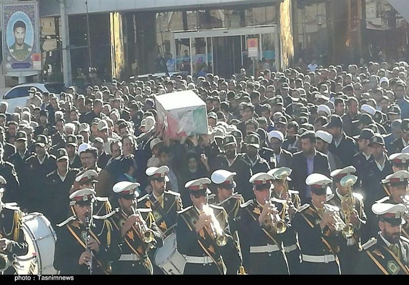 جزییات مراسمات تشییع پیکر شهید تازه تفحص شده مازندران اعلام شد