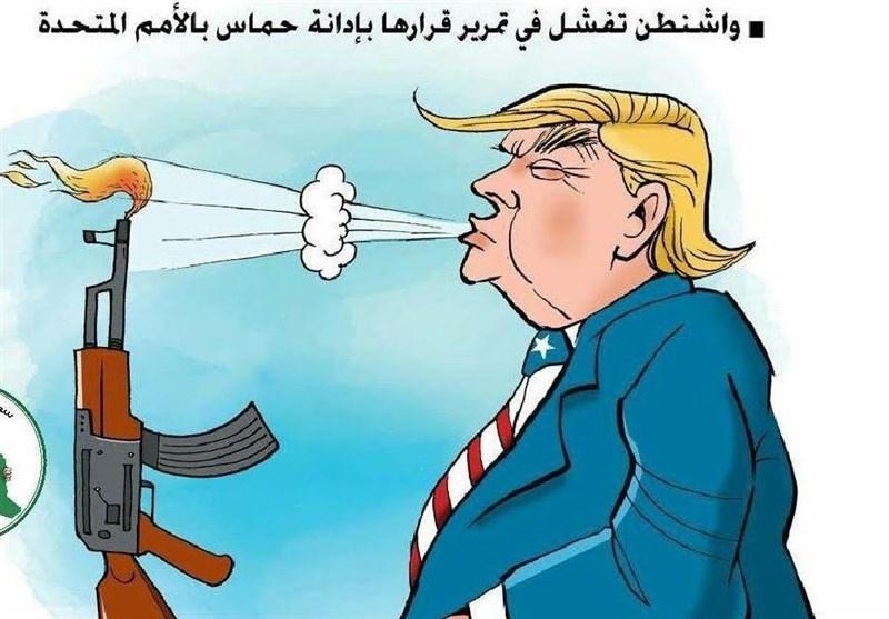 کاریکاتورهای جهان عرب | از معرفی شاهزاده به اهالی جنگل تا وعده بالفور عربی