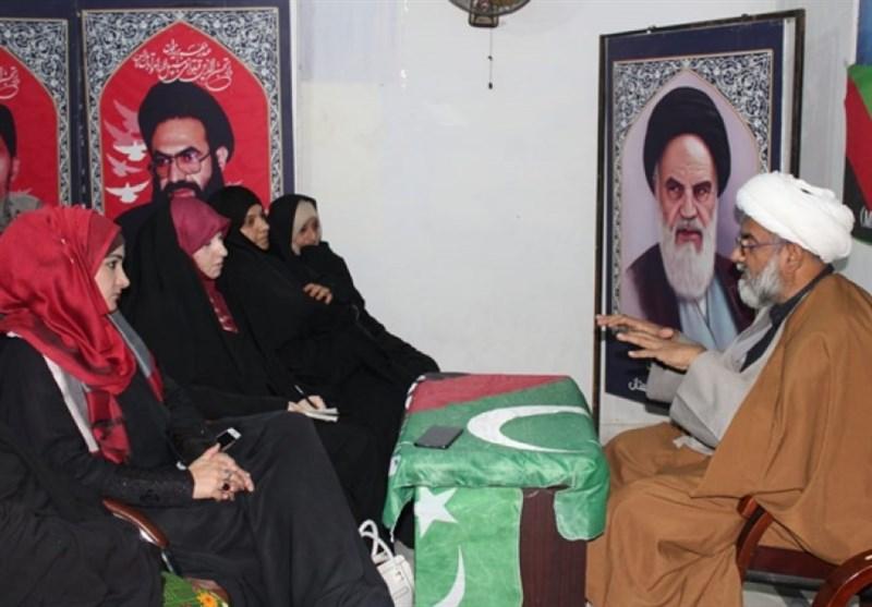 خواتین سیاسی میدان میں مردوں کے ساتھ چلیں تو معاشرے میں فوری تبدیلی آ جائے گی، علامہ ناصر عباس