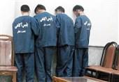 دستگیری سارقان سنگهای میلیاردی در نقطه مرزی