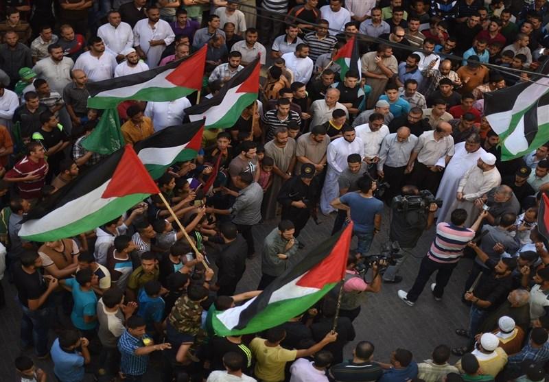 تاکید ملت بحرین بر حمایت از مسئله فلسطین/ تظاهرات مردمی در رام الله در مخالفت با معامله قرن