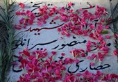 آئین گرامیداشت دومین شهید تاریخ انقلاب اسلامی در بجنورد برگزار شد+تصاویر