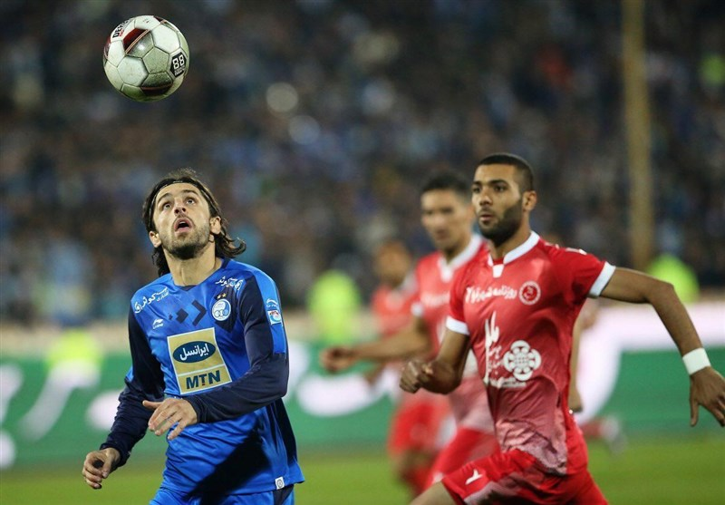 Esteghlal Held by Padideh: IPL