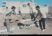 117 واحد مسکونی زلزلهزده استان کرمانشاه توسط بسیج سازندگی تکمیل شد
