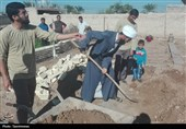 خراسان جنوبی| اعزام 10 گروه جهادی به مناطق محروم نهبندان در نوروز 98
