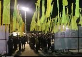 تهران| سومین اجتماع بزرگ مدافعان حرم و حریم ولایت در شهریار برگزار شد+فیلم