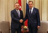 مذاکرات وزرای خارجه روسیه و ترکیه درباره سوریه