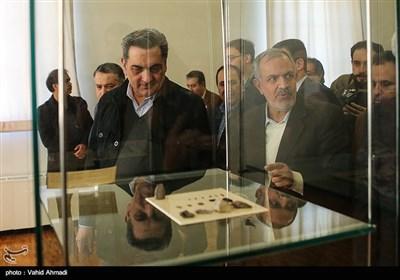 افتتاح موزه تهران باستان