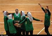 پاسور تیم والیبال بانوان ذوبآهن: انتظار حضور این تعداد تماشاگر در دربی اصفهان را نداشتم
