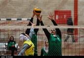لیگ برتر والیبال بانوان| رقابت ذوبآهن و سایپا برای سومین پیروزی متوالی