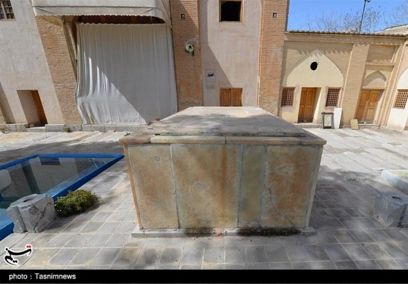 ستارگان مدفون در تختفولاد اصفهان| نمود زهد و پارسایی در فیلسوف میرفندرسکی