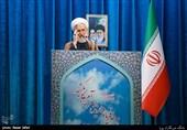 خطیب جمعة طهران: نلنا من قوة أمریکا فی سوریا والعراق