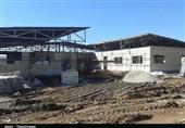 """بستری شدن وعدهها در بیمارستان رازی"""" کوهدشت"""" / پروژهای که به دست فراموشی سپرده شده است + تصاویر"""