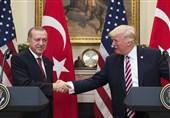 ترامپ: دیگر نیازی به تحریم ترکیه نیست