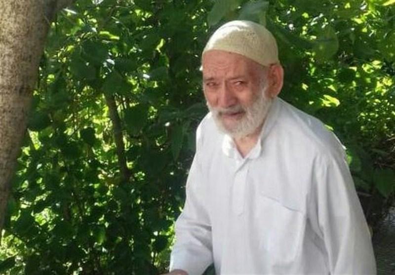 اردبیل| حجتالاسلام سیدحاتمی به فرزند شهیدش پیوست