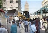 یادداشت  بایدها و نبایدهای تخریب سازههای غیرقانونی در کراچی توسط دولت پاکستان