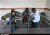 بیماران محروم روستاهای کلات از خدمات رایگان پزشکی آستان قدس بهرهمند شدند