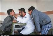 بیش از 300 نفر از سیل زدگان خوزستان توسط بسیج جامعه پزشکی یزد ویزیت شدند