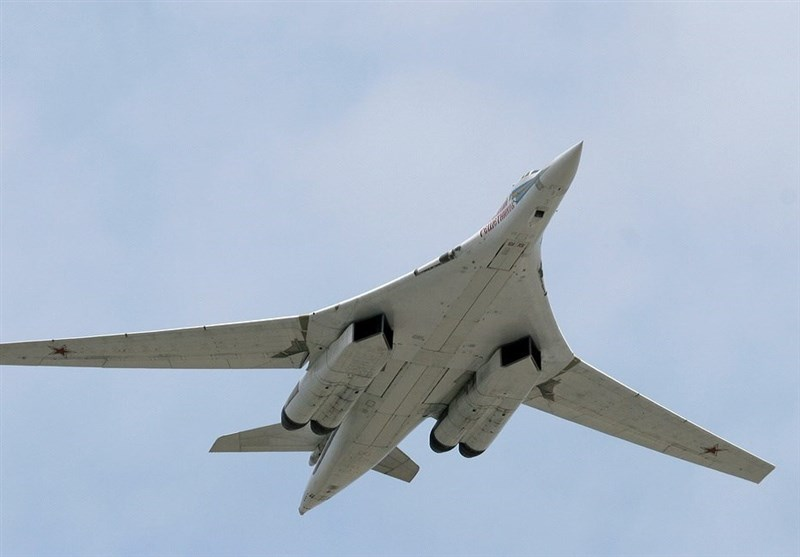 Tu-160 Bombers Return to Home Airfield in Russia after Visit to Venezuela