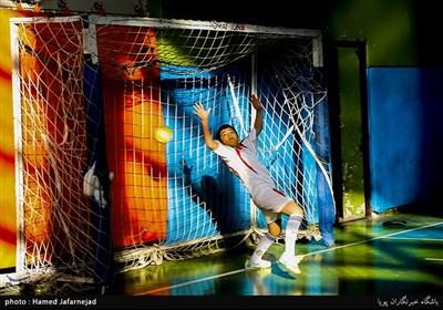 مسابقات هندبال نوجوانان مدارس منطقه 14 تهران