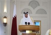 أمیر قطر یفتتح منتدى الدوحة ویدعو لتغلیب السلم بحل النزاعات