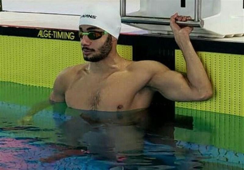 شناگر خراسان رضوی ظرفیت کسب سهمیه المپیک را دارد
