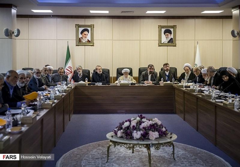غیبت 14 عضو مجمع تشخیص در جلسه امروز + اسامی و عکس