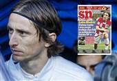 فوتبال جهان| مودریچ: سیمئونه احساس میکند که همیشه باید رئال مادرید را زیر سؤال ببرد