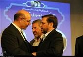 آئین تکریم و معارفه استاندار سمنان به روایت تصویر