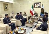 سرلشکر موسوی با درجهداران ارتش دیدار کرد