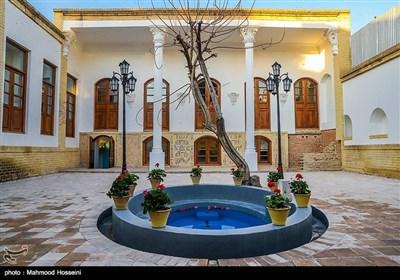 خانه تاریخی سرهنگ ایرج در محله پامنار تهران