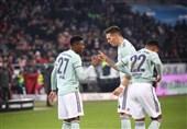 فوتبال جهان| بایرن مونیخ قاطعانه برد و به صدر جدول نزدیکتر شد