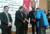 سومین همایش بزرگداشت اسطوره فوتبال اردبیل برگزار شد+ تصاویر