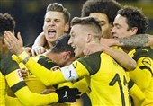 فوتبال جهان دورتموند با برتری خانگی به روند شکستناپذیریاش ادامه داد