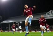 فوتبال جهان| برتری وستهام در دربی خارج از خانه لندن