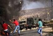 الهلال الأحمر الفلسطینی : 73 إصابة بالرصاص المطاطی والغاز فی الأمعری