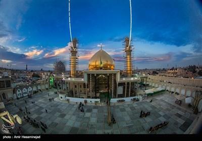 حرم مطهر امام حسن عسکری(ع) - سامرا